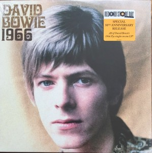 RSD16 David Bowie 1966 - LP RECORD STORE DAY