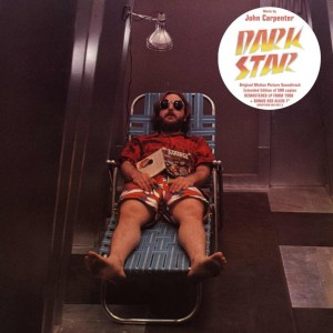 JOHN CARPENTER OST for DARK STAR (1974) LP+7'