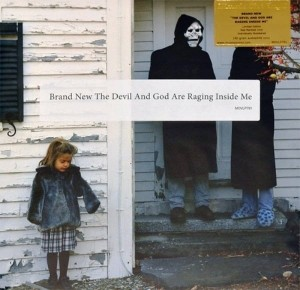 BRAND NEW The Devil And God Are Raging Inside Me (2xLP RED VINYL 180g)