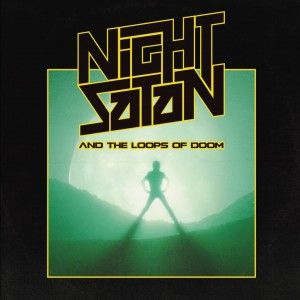 RSD15 Nightsatan And The Loops Of Doom- RSD green LP+DVD