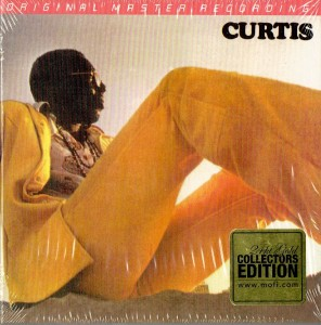 CURTIS MAYFIELD Curtis -24k GOLD CD (UDCD-781)