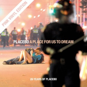 PLACEBO A Place For Us To Dream 4LP PINK VINYL BOX