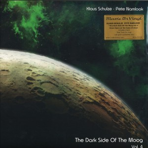KLAUS SCHULZE, PETE NAMLOOK The Dark Side Of The Moog Vol. 4: Three Pipers At The Gates Of Dawn