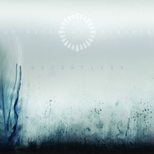 ANIMALS AS LEADERS Weightless - US edition LP