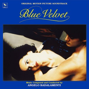 BLUE VELVET Angelo Badalamenti - US LP