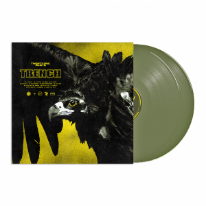 TWENTY ONE PILOTS Trench (INDIE STORE LIMITED COLOURED VINYL)