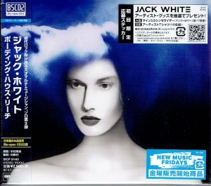 JACK WHITE Boarding House Reach JAPAN Blu-spec CD2 (SICP-31143)
