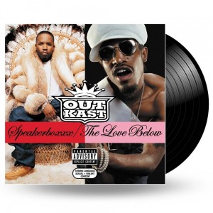OutKast Speakerboxxx / The Love Below - 4xLP