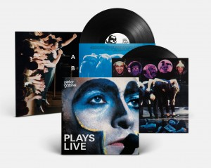 PETER GABRIEL Plays Live (2xLP Half Speed Remaster)