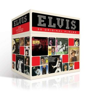ELVIS PRESLEY 20 Original Albums box 20x CD