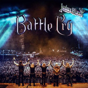 JUDAS PRIEST Battle Cry Live Wacken 2LP numbered