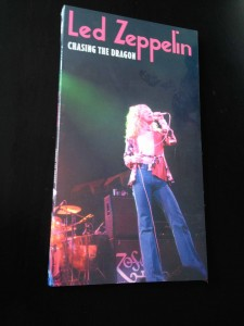 LED ZEPPELIN Chasing The Dragon 2CD deluxe