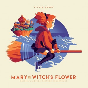TAKATSUGU MURAMATSU  Mary & The Witch's Flower