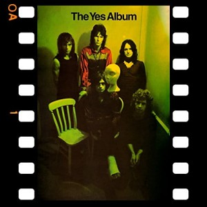 YES Yes Album - US 2015 limited edition