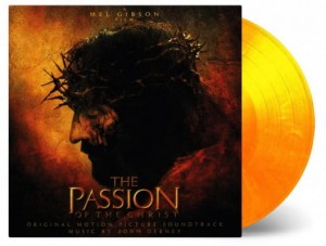 THE PASSION OF THE CHRIST PASJA 180g kolor LP (MOVATM055)