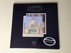 LED ZEPPELIN THE SONG REMAINS THE SAME 200g QUIEX