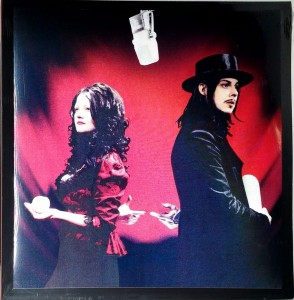 RSD15 THE WHITE STRIPES Get Behind Me Satan OKŁADKA 3D