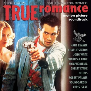 HANS ZIMMER True Romance (COLOR LIMITED LP)