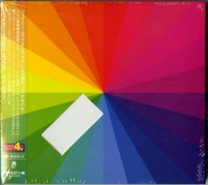 JAMIE XX In Colour - japan CD digipak BGJ-10235