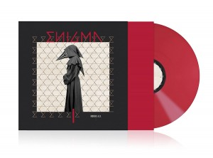 ENIGMA MCMXC A.D. 180g COLOURED VINYL