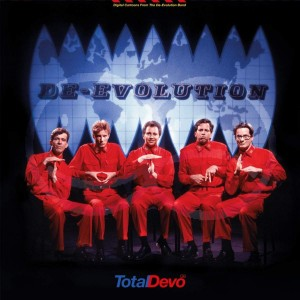 DEVO Total Devo (coloured, 2xLP 180g, 30th Anniversary)