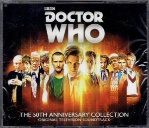 DOCTOR WHO The 50th Anniversary Collection 4xCD (SILCD1450)