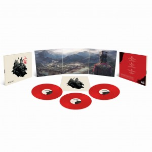 Total War: Three Kingdoms (3xLP ORIGINAL SOUNDTRACK)