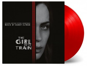 Danny Elfman GIRL ON THE TRAIN RED 180g LP (MOVATM139)