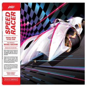 MICHAEL GIACCHINO Speed Racer