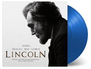 LINCOLN - JOHN WILLIAMS MOVATM156 blue 2xLP limited