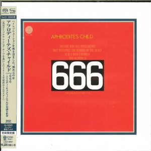 APHRODITES CHILD 666 - Roussos Vangelis SACD JAPAN UIGY-9561
