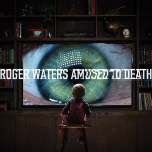 ROGER WATERS Amused To Death - 2xLP 200g