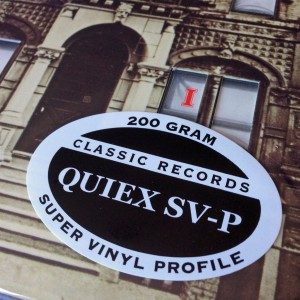 LED ZEPPELIN Physical Graffiti 2x 200g QUIEX SV-P