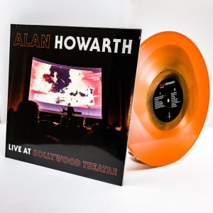 ALAN HOWARTH Live At Hollywood Theatre
