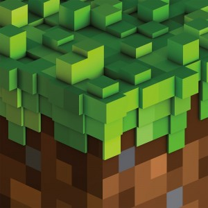 Minecraft Volume Alpha - LP in 3D cover