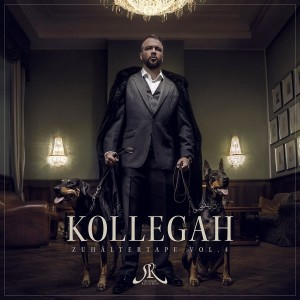 KOLLEGAH Zuhältertape Volume 4 LP+MP3