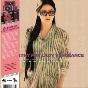 RSD18 CHO YOUNG-WUK Pani Zemsta Sympathy For Lady Vengeance Soundtrack - Vengeance Trilogy Part. 3 (WHITE Vinyl)