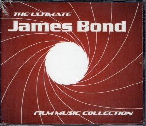 The Ultimate James Bond Film Music Collection (SILCD 1212) 4xCD BOX