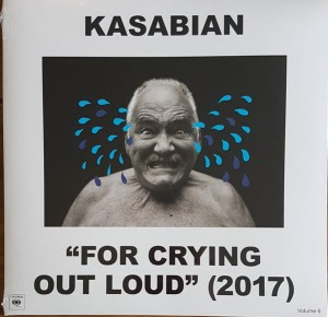 KASABIAN For Crying Out Loud (2017) -180g LP+CD