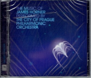 The Music Of James Horner (2xCD The City Of Prague Philharmonic Orchestra) SILCD1351