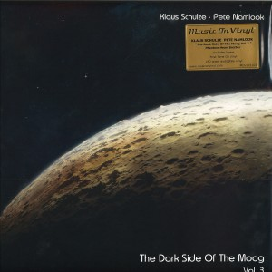 KLAUS SCHULZE, PETE NAMLOOK The Dark Side Of The Moog Vol. 3: Phantom Heart Brother