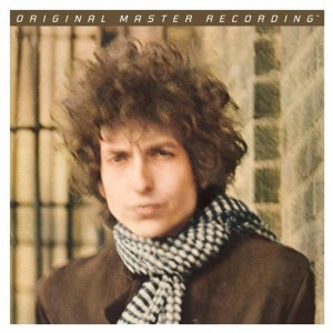 BOB DYLAN Blonde On Blonde NUMBERED MFSL 3xLP BOX 45rpm