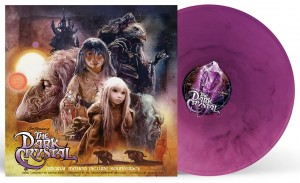 TREVOR JONES The Dark Crystal (Purple Smoke Numbered)