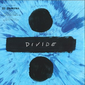 ED SHEERAN Divide - 180g DELUXE 2xLP 45rpm