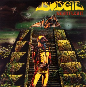 BUDGIE Nightflight - 180g LP - SLEEVE NM