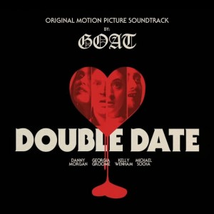 RSD18 GOAT DOUBLE DATE (color red EP 10')