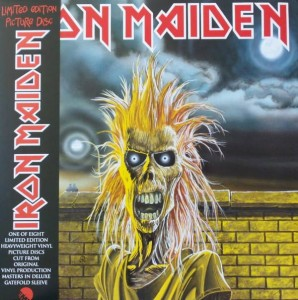 IRON MAIDEN Iron Maiden - picture disc (5099997294818)