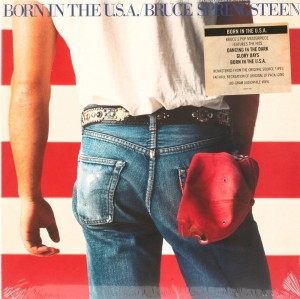 RSD15 BRUCE SPRINGSTEEN Born In The U.S.A. -remastered 180g LP