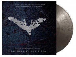 HANS ZIMMER The Dark Knight Rises (COLOR LP)