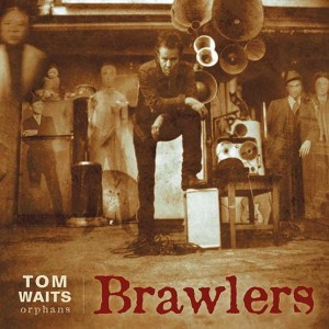 RSD18 TOM WAITS Brawlers (PART 1 red vinyl 2xLP)